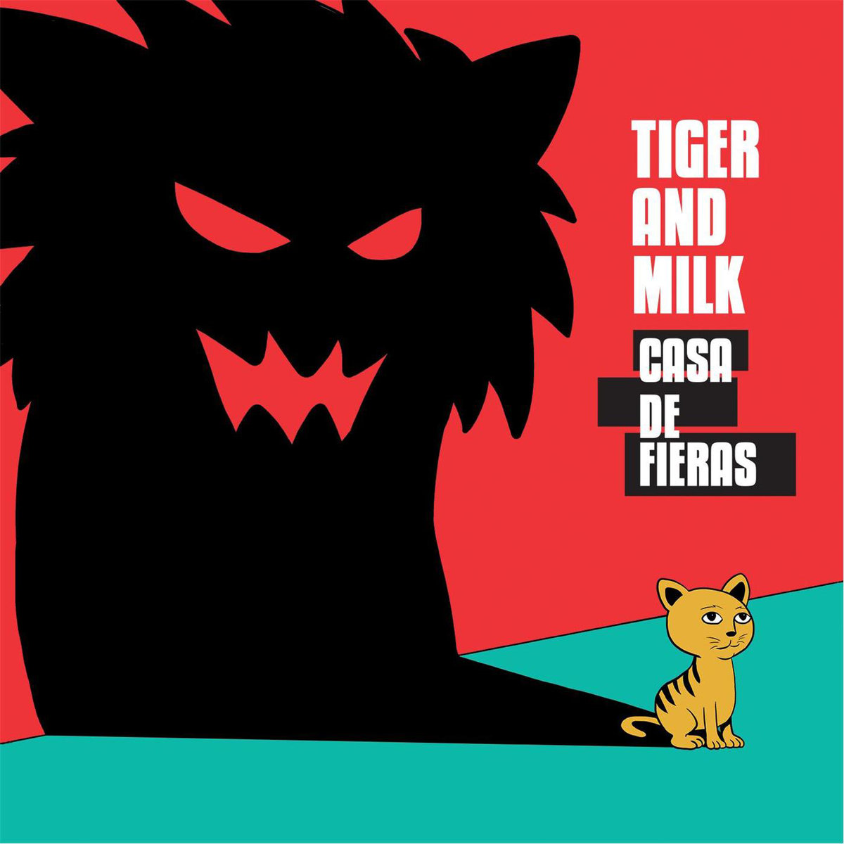 Tiger and Milk